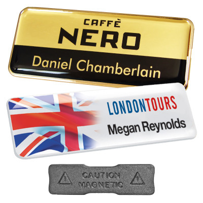 magnetic name badges - Magnetic Name Badges